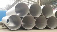 China Large Diameter Stainless Steel Tube Manufacturers ...