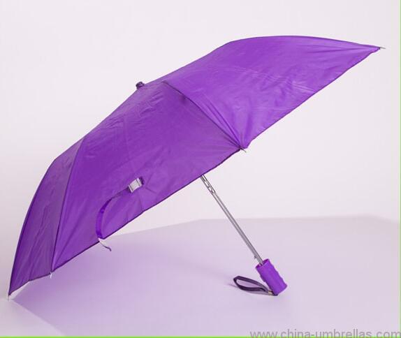 2 folding purple color