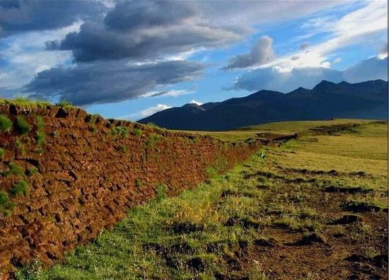 理塘風景圖片:彌漫藏族風情的圣地 - 理塘風光-甘孜風景圖片 - 中國旅游網