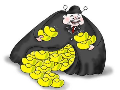 孩子移民急需钱  官员向商人大开口索贿700万