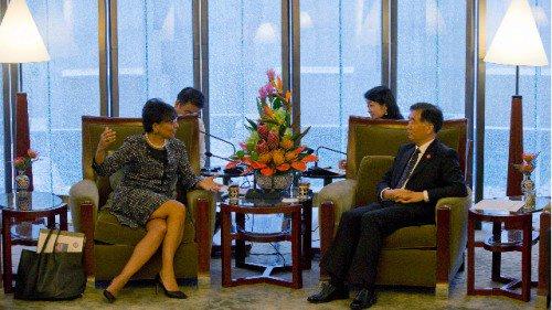 美前商务部长:北京不改变  只剩一条路