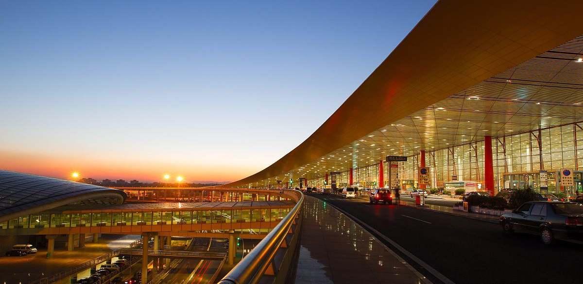 Beijing Capital Airport Terminal 3 Guide. T3 of PEK Airport