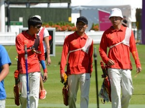China Archery » Roster of Chinese Olympic delegation 2012
