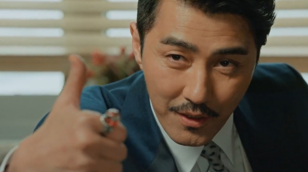 Image result for A korean odyssey Woo Ma-wang