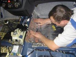 Выполнить изоляцию шума автомобиля своими руками