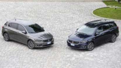 Fiat Tipo хэтчбек и универсал
