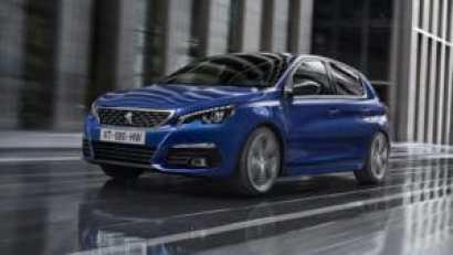 Peugeot 308 модернизация
