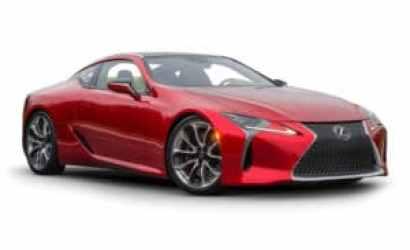 Lexus LC с новым пакетом тюнинга