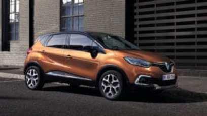 Renault Captur кроссовер после модернизации