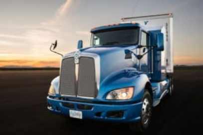 Toyota тестирует водородный грузовик