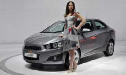Российский ГАЗ собирает Chevrolet