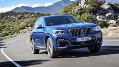 BMW X3 премьера нового поколения