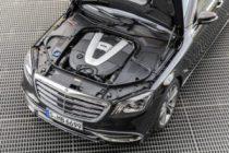 Mercedes S-klassa