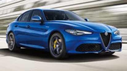 Alfa Romeo Giulia Veloce – мощные двигатели и привод Q4