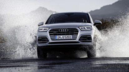 Audi Q5 - второе поколение