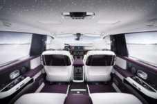 Салон Rolls-Royce Phantom