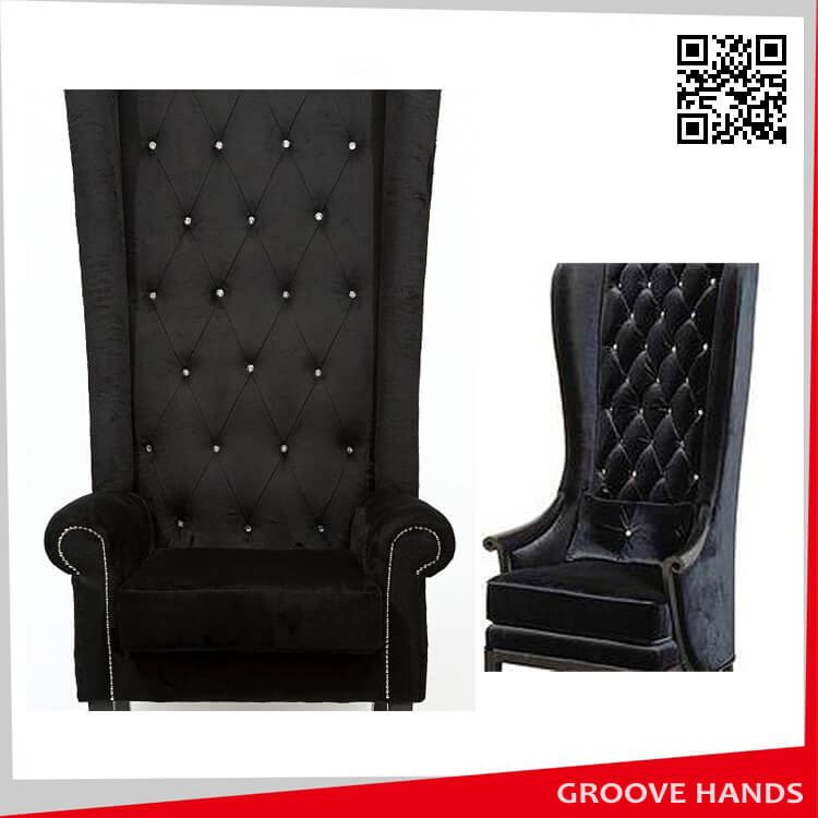Luxury High Back Chair  Square Back  ChinaBanquetChaircom