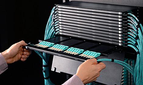 fiber enclosure