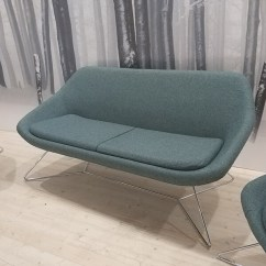 Commercial Sofas And Chairs Side With Arms Modern Metal Office Sofa