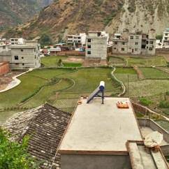 Die ersten Reisfelder