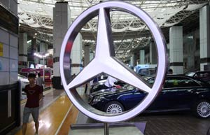 Mercedes-Benz under antitrust probe: report