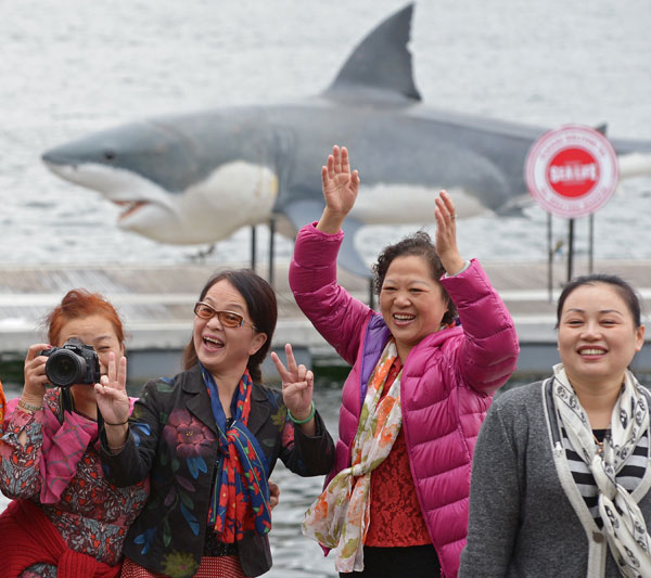 At 97m and growing, China has most outbound tourists