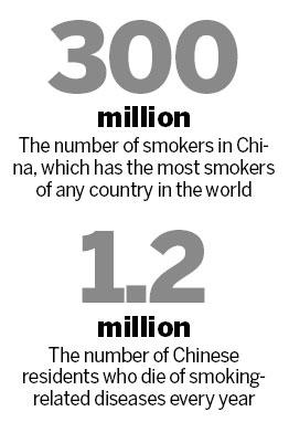 Smoking warnings to change Nation chinadaily.com.cn