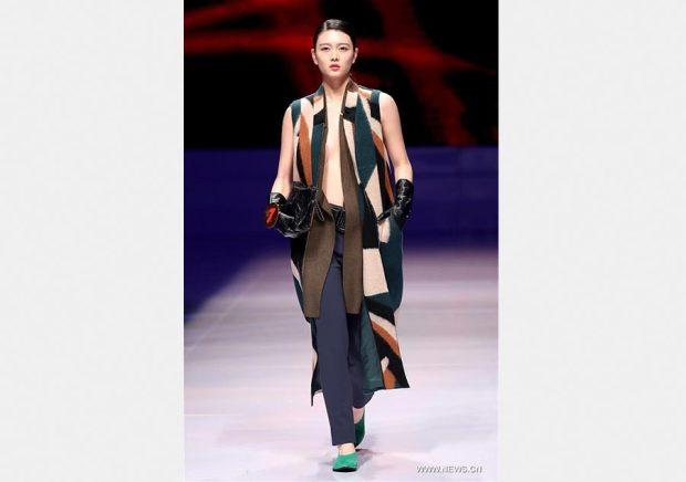China Super Model Contest held in Beijing