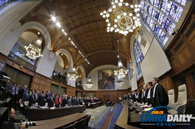 柬埔寨通過海牙國際法院贏得同泰國領土爭端[1]- 中文國際