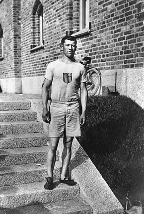 Olympic Jim Thorpe 1912