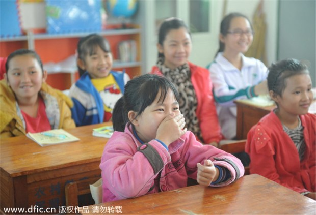 Students in S China learn how to prevent sexual assault