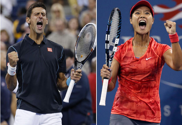 Li Na to face Djokovic at China Open anniversary