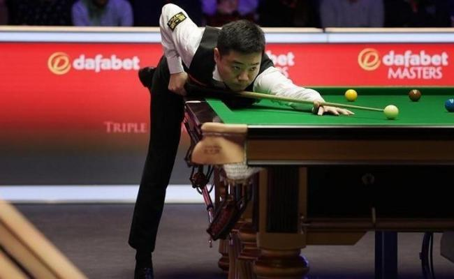 Chinese Snooker Ace Ding Withdraws From Tour Championship