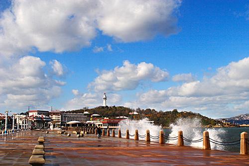 Yantai China Yantai Travel Guide Attractions Amp Tours