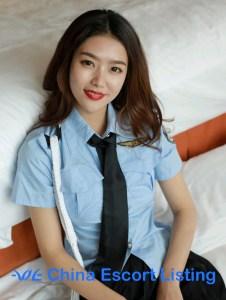Natalie - Hangzhou Escort Massage Girl