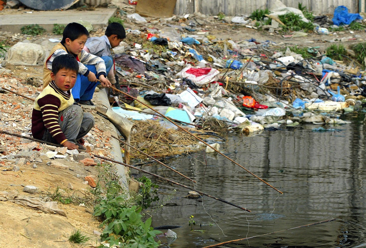 Water Pollution More Difficult To Fix Than Dirty Air