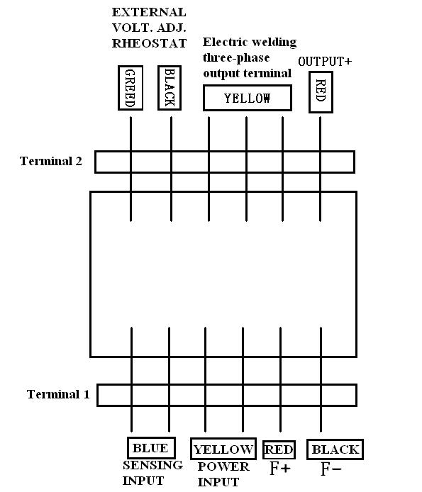 Circuit Diagram Brush Generator Avr
