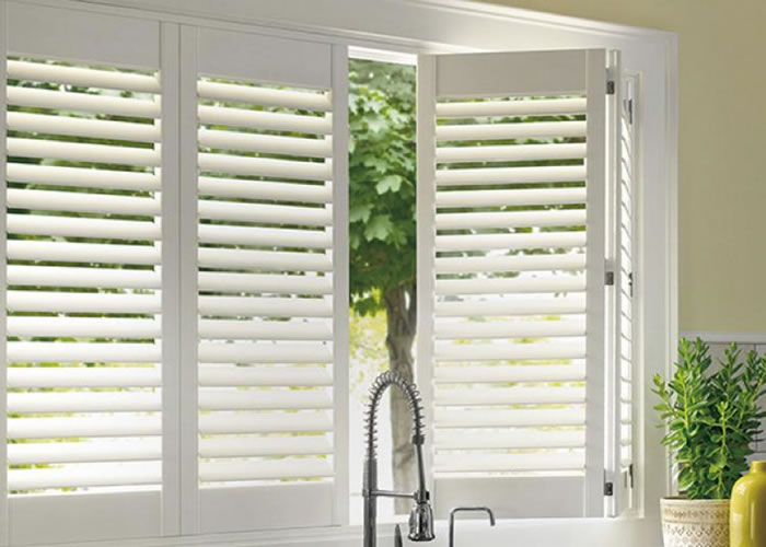 How To Paint Interior Vinyl Shutters
