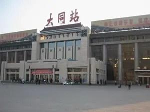 Datong Railway Station – China Highlights