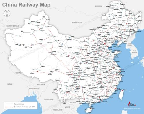 small resolution of www chinahighlights com image map china railway map big jpg