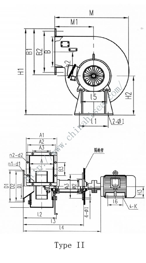 Marine Explosion Proof Centrifugal Blower Fans,Marine