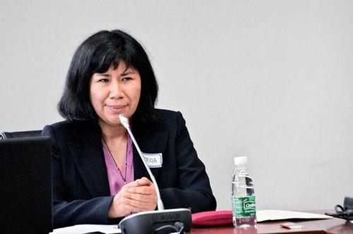 Patricia Castro Obando.