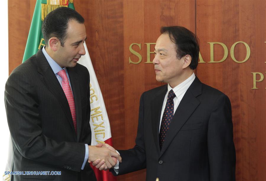 ESPECIAL: Senado de México y Agencia de Noticias Xinhua crearán mecanismo de colaboración