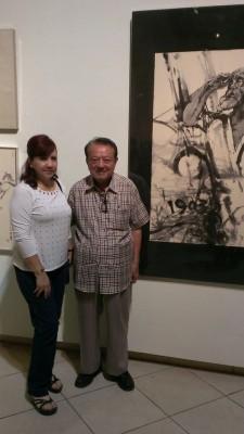 Con Profr. Auyón 2015