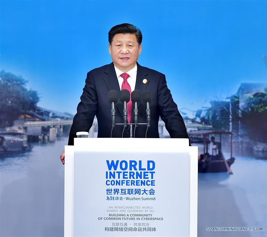 Presidente chino: El mundo debe oponerse a ataques y carrera armamentística en ciberespacio