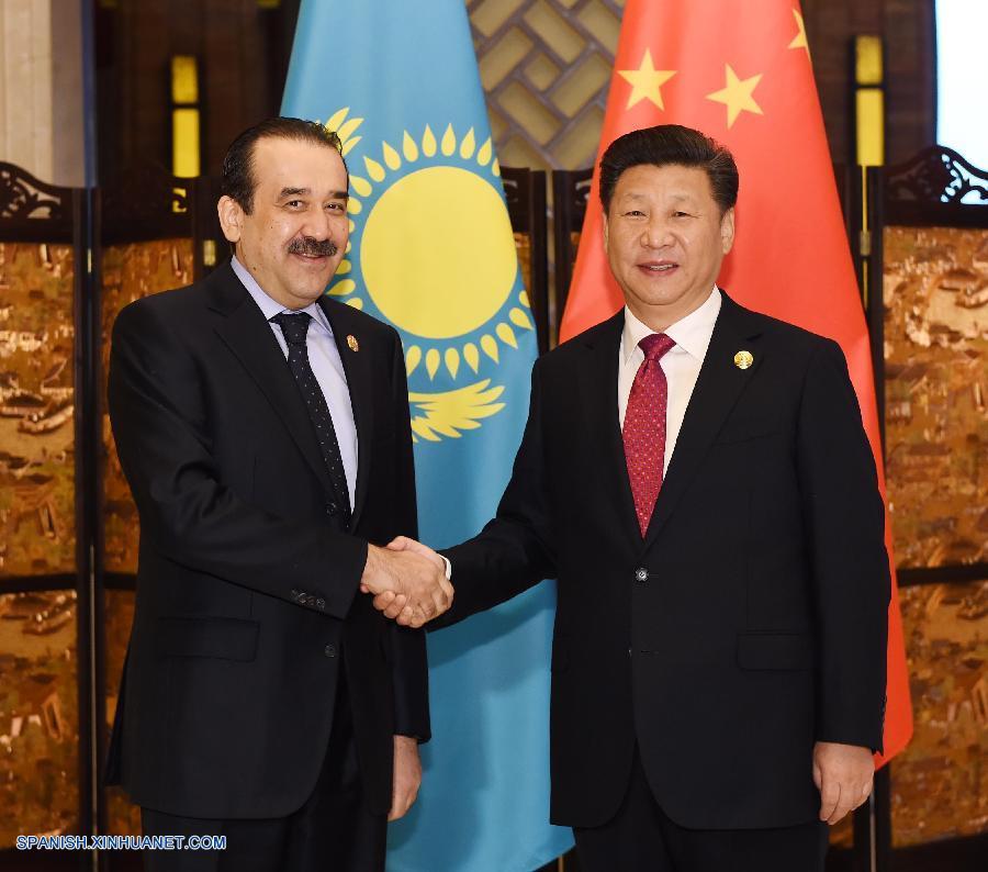 China pide cooperación económica más estrecha entre China y Kazajistán