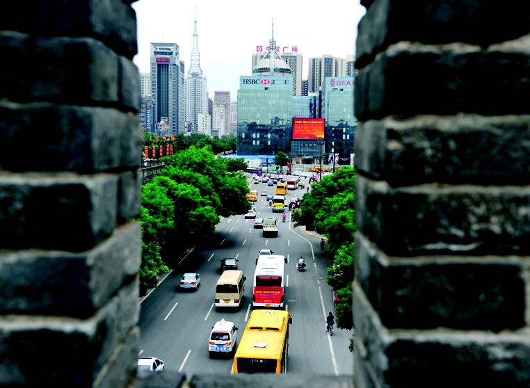 Xi'an, punto de partida de la Ruta de la Seda