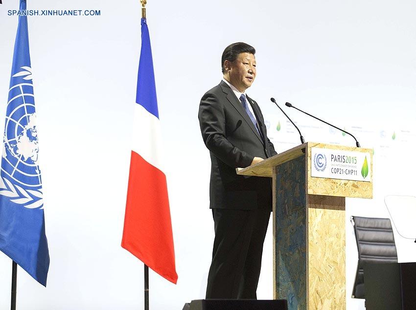China tiene confianza y determinación para cumplir compromisos climáticos: Xi