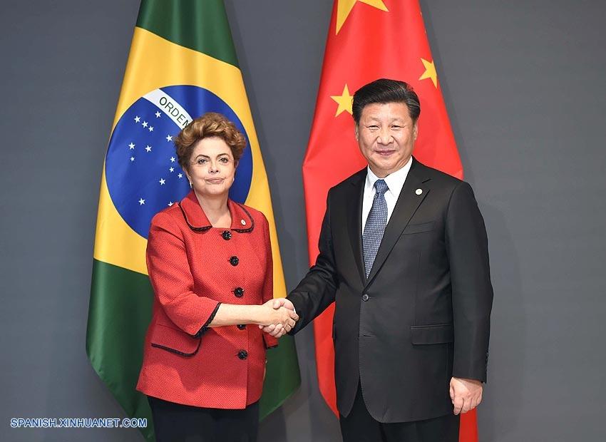 China y Brasil refuerzan lazos y cooperación climática