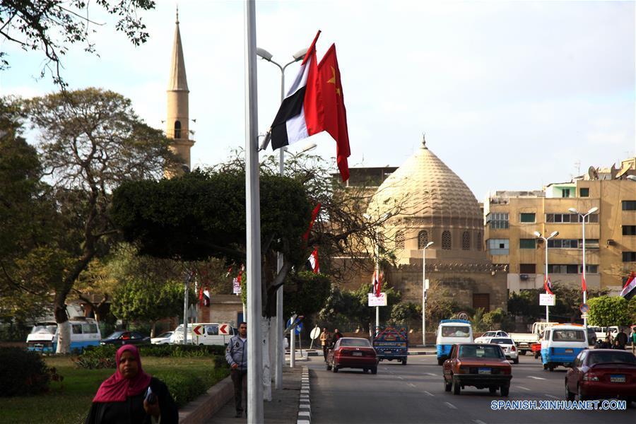 Especial: Egipto aguarda con alegría a presidente chino